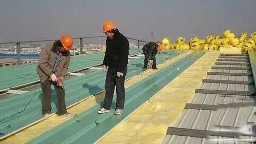 厂房屋面钢结构施工方案